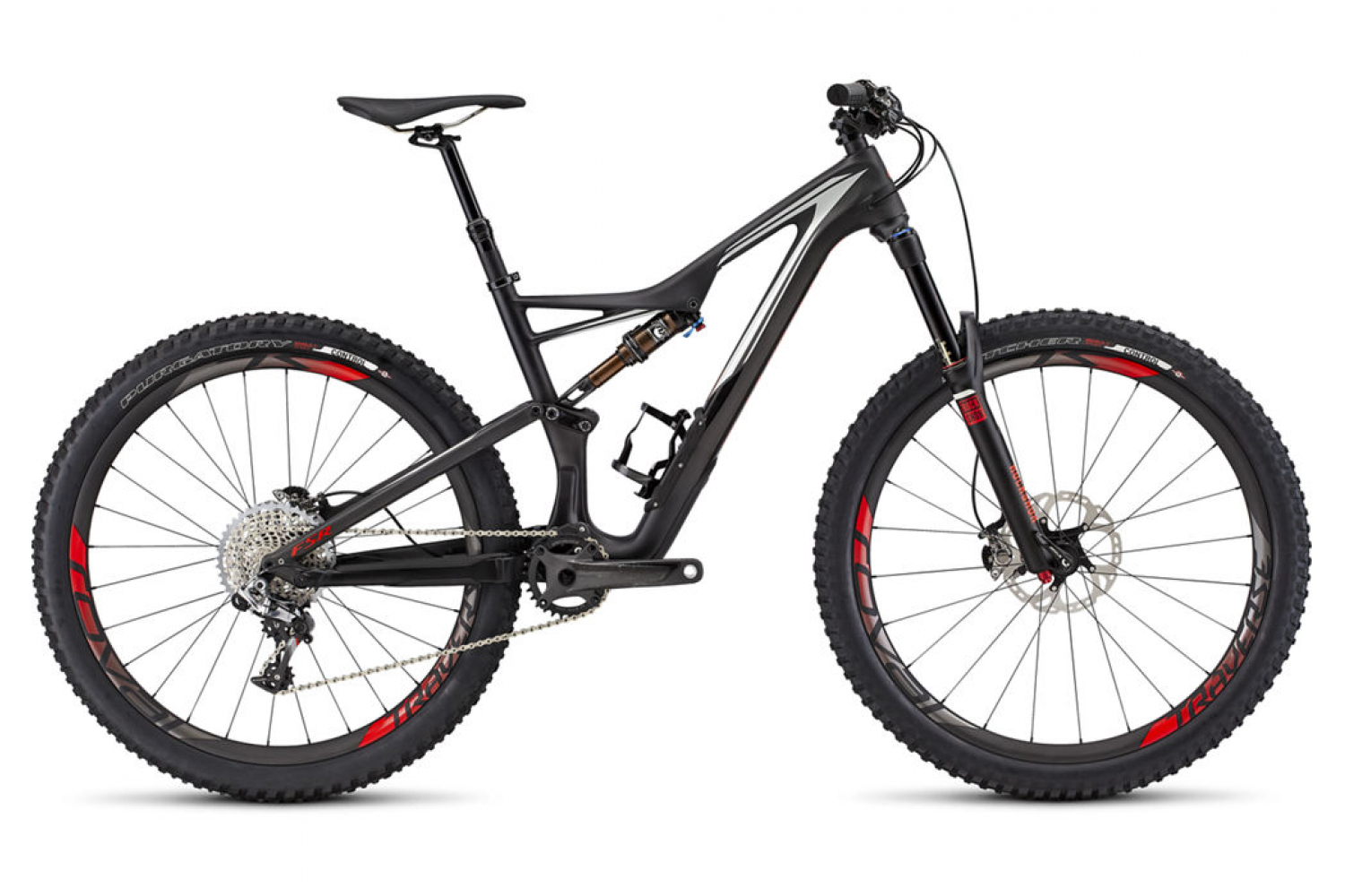 S-WORKS горные велосипеды Specialized S-Works Stumpjumper FSR 650B 2016 Артикул 97516-0102, 97516-0103