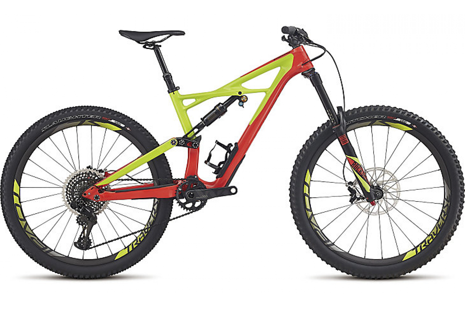 S-WORKS горные велосипеды Specialized S-Works Enduro FSR Carbon 650B 2017 Артикул 97717-0002, 97717-0003, 97717-0004, 97717-0005, 97717-0102, 97717-0103, 97717-0104, 97717-0105