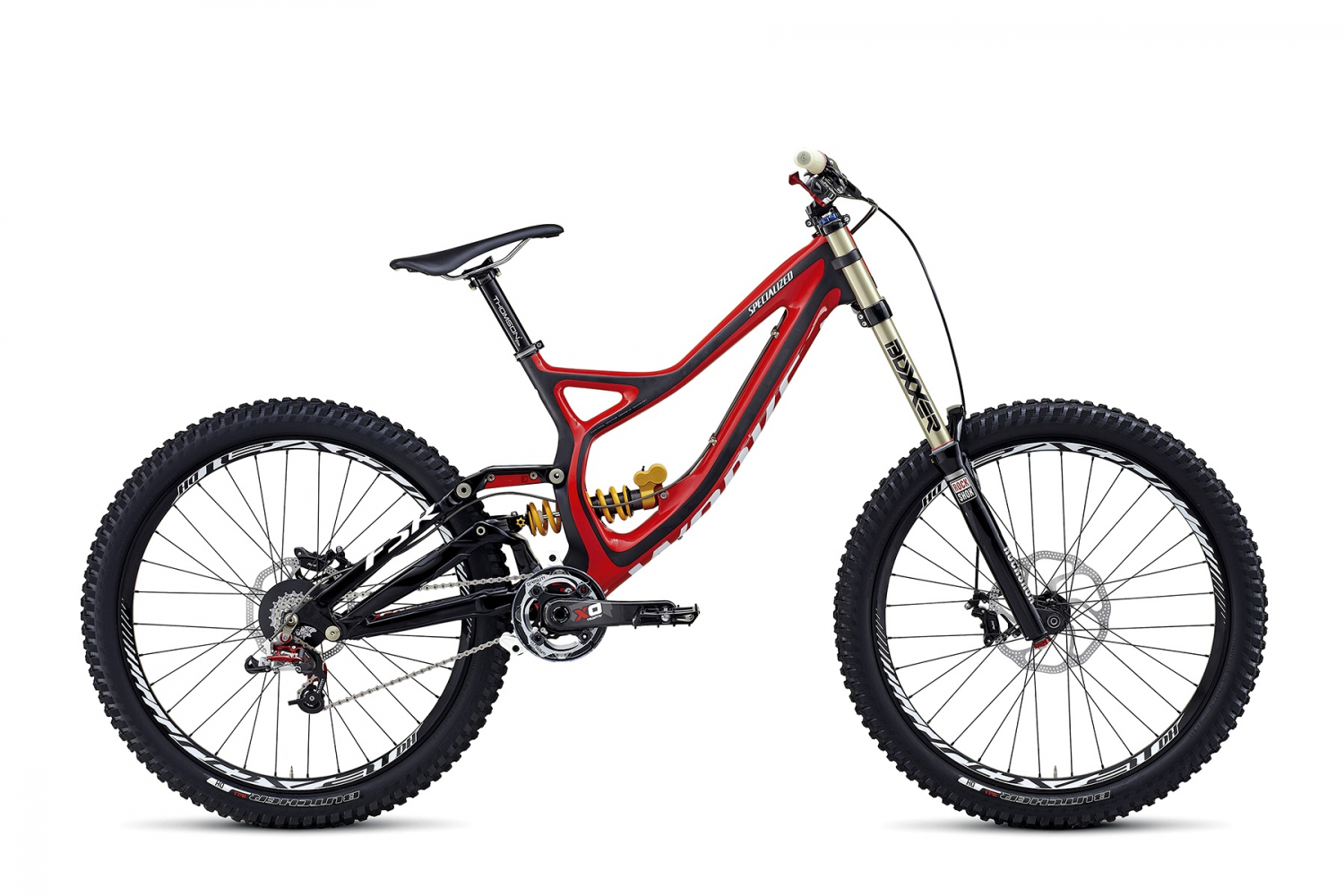 S-WORKS горные велосипеды Specialized S-Works DEMO 8 2014 Артикул 99914-0003