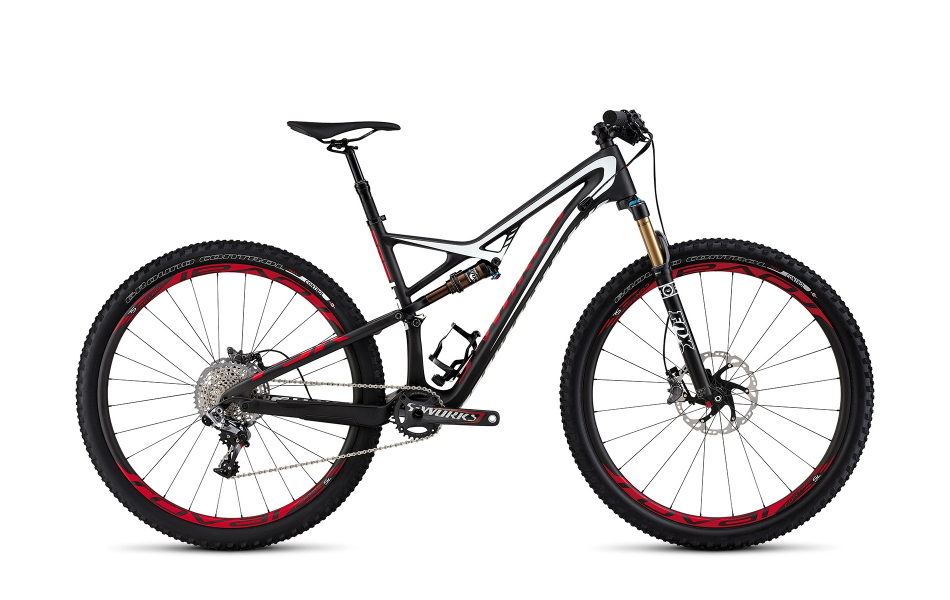 S-WORKS горные велосипеды Specialized S-Works Camber FSR Carbon 29 2015 Артикул 94715-0005