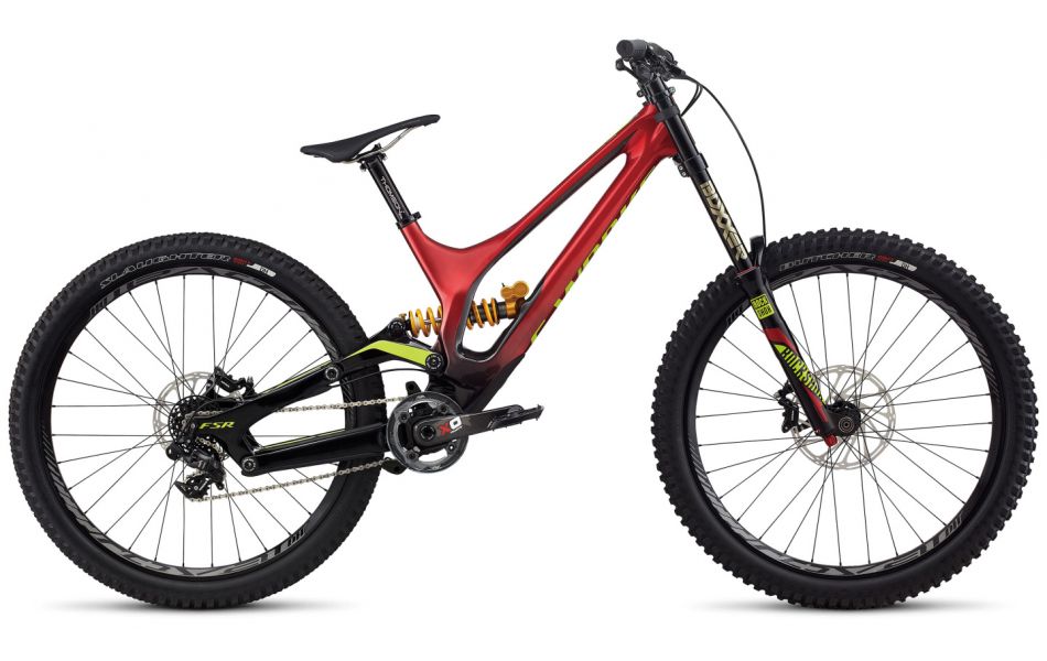 S-WORKS горные велосипеды Specialized S-Works Demo 8 FSR Carbon 650B 2017 Артикул 99917-0002, 99917-0003, 99917-0004