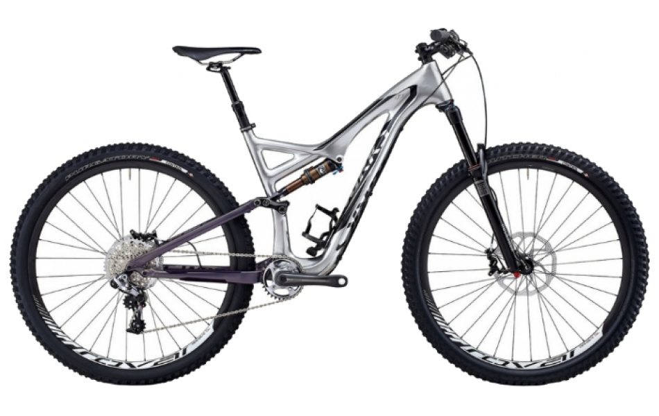 S-WORKS горные велосипеды Specialized S-Works Stumpjumper FSR Carbon Evo 29 2014 Артикул 97514-0204, 97514-0203