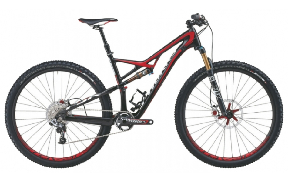 S-WORKS горные велосипеды Specialized S-Works Camber FSR 29 2014 Артикул 94714-0004