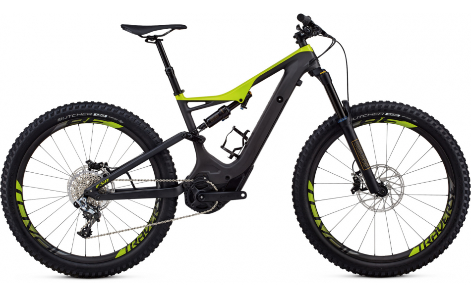 TURBO LEVO Specialized S-Works Levo FSR Men Carbon 6Fattie NB 2018 Артикул 95218-0105, 95218-0104, 95218-0103, 95218-0102