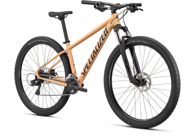 Женский велосипед Specialized Rockhopper 29 2021 Gloss Ice Papaya / Cast Umber