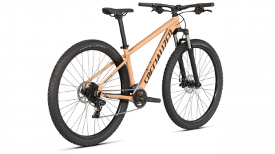 Женский велосипед Specialized Rockhopper 27,5 2021 Gloss Ice Papaya / Cast Umber