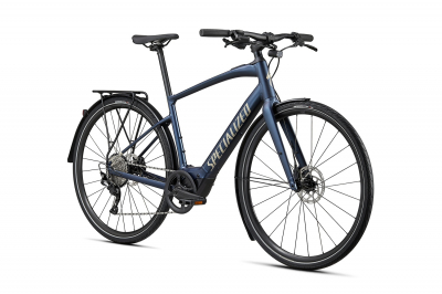 Электровелосипед Specialized Turbo Vado SL 4.0 EQ Navy / White Mountains Reflective