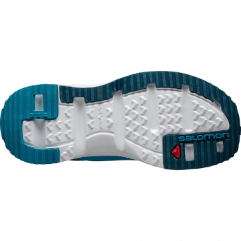 Сандали женские Salomon RX SLIDE 4.0 Caneel Bay/Wh/Mal БМ