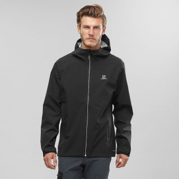 Куртка Salomon LA COTE FLEX 2.5L JKT M Black