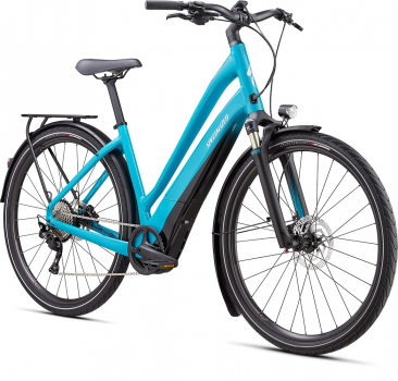 Электровелосипед Specialized Como 4.0 Low Entry 2020