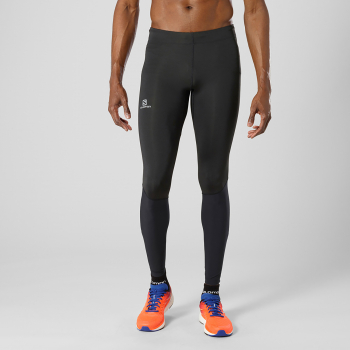 Тайтсы Salomon AGILE LONG TIGHT M Black