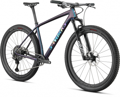 Горный велосипед Specialized S-Works Epic HT Carbon Shimano 29 2020 хамелеон