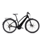 TURBO VADO - свой в городе! Specialized Turbo Vado 5.0 Step-Through 2020 Black / Black / Liquid Silver Артикул 95020-3302, 95020-3303, 95020-3304, 95020-3305